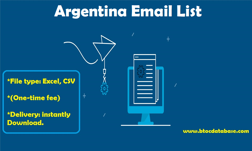Argentina Email List