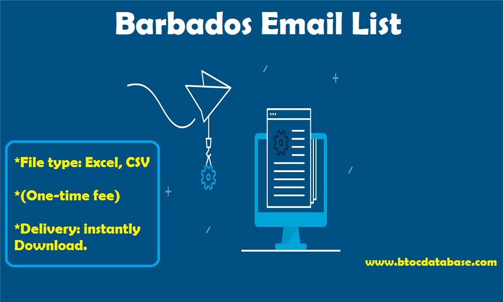 Barbados Email List