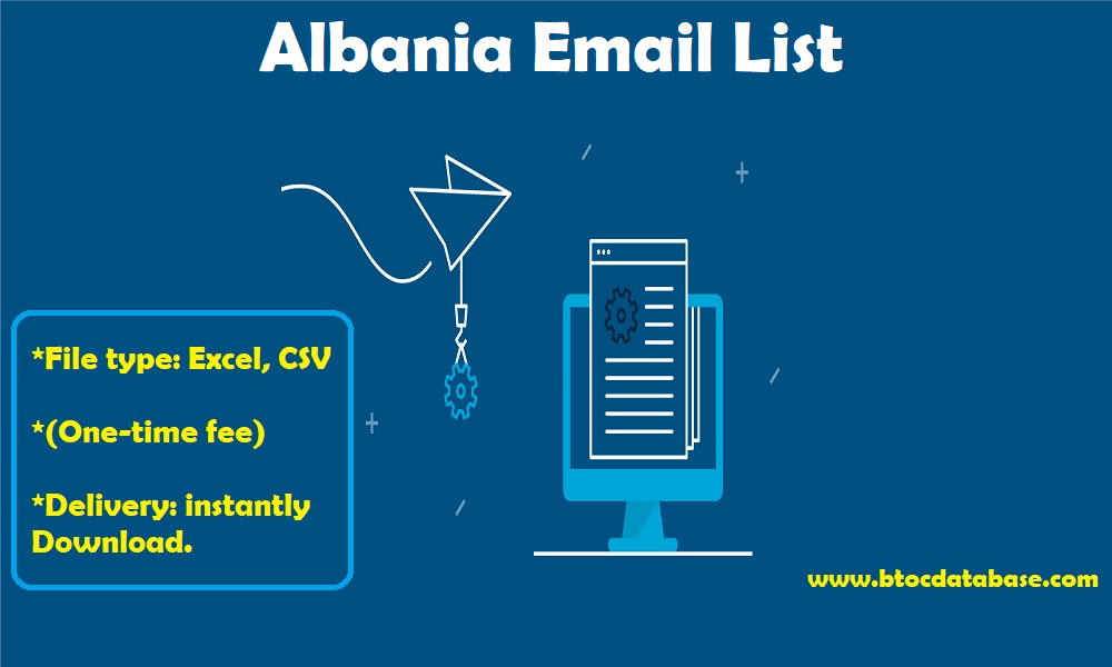 Albania Email Lists
